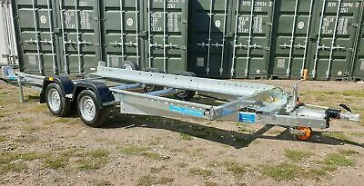 Ifor Williams Trailer Tipper Trailor Tipping Tt 3017 Builder Box Solid Sides Car • 5,795£