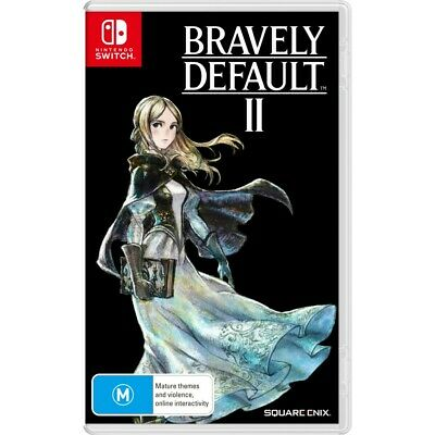 AU69 • Buy Bravely Default II - Nintendo Switch