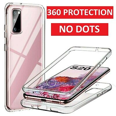 $ CDN5.17 • Buy For Samsung Galaxy S9 S10 S20 S21 Plus S20 FE Case Cover Clear Screen Protector