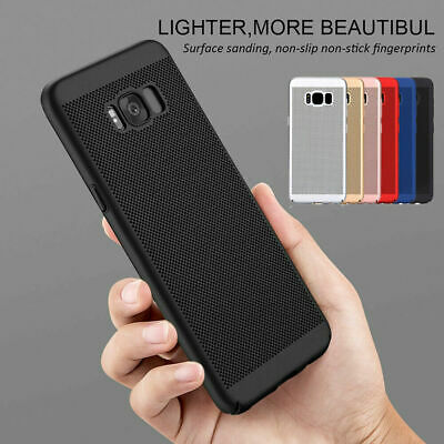 $ CDN2.40 • Buy New MESH Series Ultra Thin Slim Case For Samsung Galaxy J3 J5 S6 S7 Edge S8