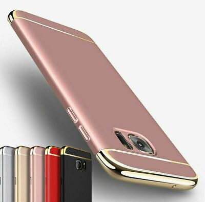 $ CDN2.23 • Buy For Samsung Galaxy S9 S8 S7 Plus Shockproof Full Body Hybrid Case Cover