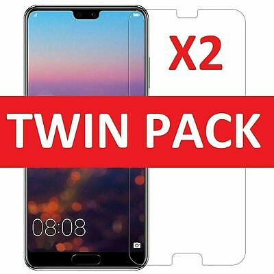 Gorilla Glass Screen Protector For Huawei P20 Pro P40 P Smart 20 P30 Gel Case • 3.49£