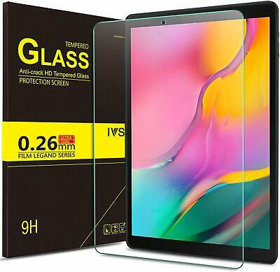 £3.90 • Buy Tempered Glass Screen Protector For Samsung Galaxy Tab A 10.1 T510 T515