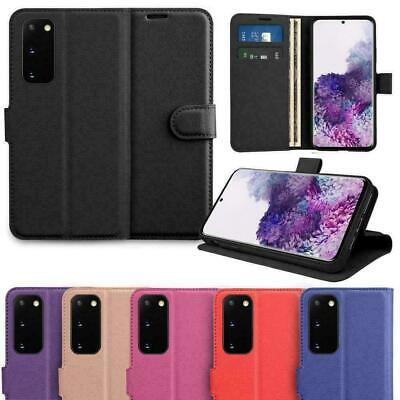 $ CDN6.97 • Buy Case For Samsung Galaxy S21 FE Ultra S20 S10 Cover Flip Wallet Leather Magnetic