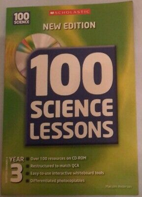 New Edition 100 Science Lessons Year 3 • 1.75£