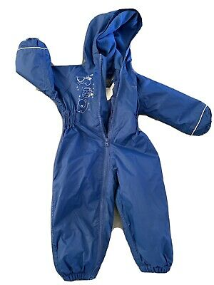 Regatta All In One Waterproof Suit Size 12-18. Keep Warm And Dry Padded • 8£