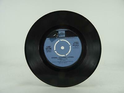 LABI SIFFRE CRYING LAUGHING LOVING LYING 96 (96) 2 Track 7  Single Plain Paper S • 2.41£