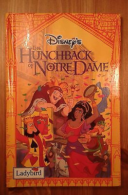 Vintage Gloss Ladybird Book Disney's 'The Hunchback Of Notre Dame' Classic VGC • 1.49£