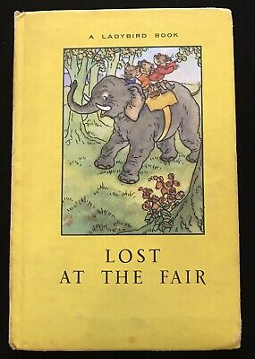 Vintage Ladybird Book - LOST AT THE FAIR - Series 401 - 2'6  C1967 • 6.50£