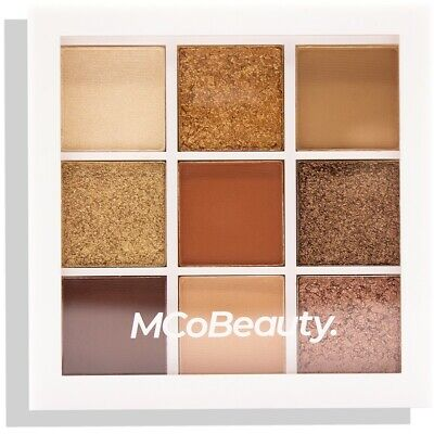 AU15 • Buy MCoBeauty Eyeshadow Palette - Peachy/Nudes