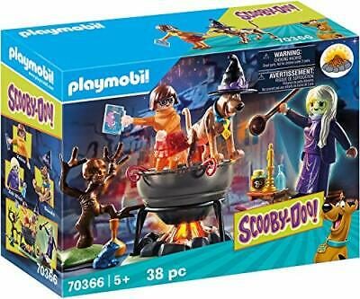 £19.99 • Buy Playmobil 70366 SCOOBY-DOO!© Adventure In The Witch's Cauldron, With Lighting