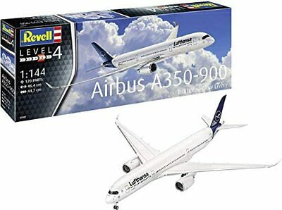 Germany Level 1/144 Air Bus A350-900 Lufthansa New Livery Plastic Model No.1523 • 677.23£
