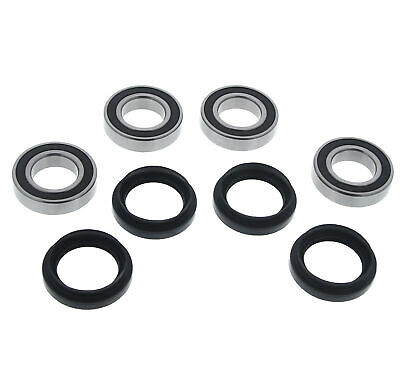 $24.71 • Buy 2002 Yamaha 660 Grizzly YFM660 Front Wheel Bearings And Seals X2