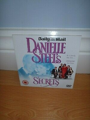 Promotional DVD From TheDaily Mail. Danielle Steel's Secrets.Christopher Plummer • 1.90£