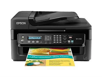 AU348.75 • Buy Epson WorkForce WF-3530 Wireless Color Printer With Scanner, Copier And Fax