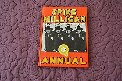 Get In The Q Annual - Spike Milligan • 0.99£