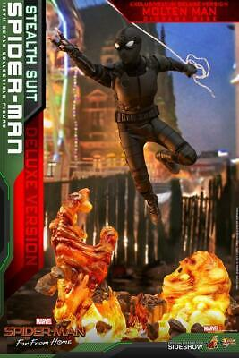 $ CDN320.43 • Buy Hot Toys MMS541 FAR FROM HOME SPIDER-MAN STEALTH SUIT DELUXE VERSION In Stock