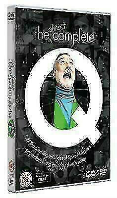 The Almost Complete Q (5 DVD, 2017) • 8£