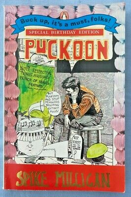 Puckoon By Milligan, Spike - Paperback Book.  Special Birthday Edition 1988  • 3.50£