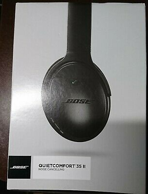 $ CDN36.62 • Buy Bose Quietcomfort 35 Ii (qc35 Ii) Box Only - Black