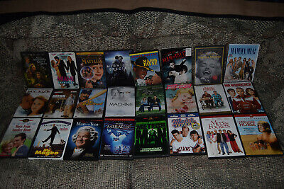 $10 • Buy  DVD Movies Various(M)#1 Titles(combined Shipping At A Reduced Rate)