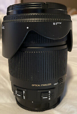 AU0.99 • Buy Sony A-mount Lens 18-250mm Excellent Condition As New In Original Box