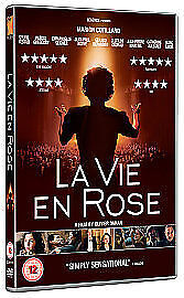 La Vie En Rose (DVD, 2007, 2-Disc Set) • 3£