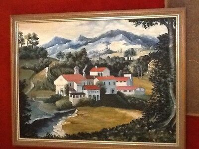 Landscape Painting By Polish? Artist  • 50£