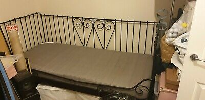 Ikea Metal Day Bed • 45£