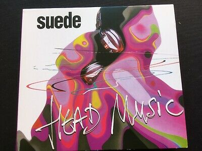 SUEDE - HEAD MUSIC - Deluxe Edition - Remastered 2CD + DVD  • 7.50£