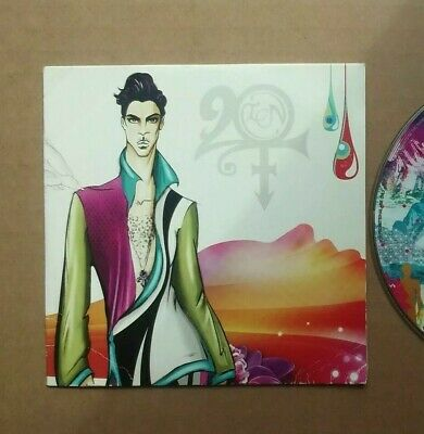 2 X Promo CD - Prince 20 Ten / Planet Earth -  2 X 10 Track CD Albums • 6.99£