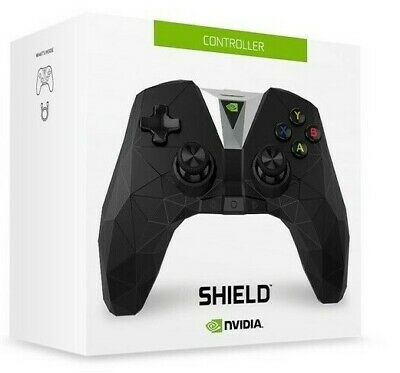 $ CDN66.81 • Buy NVIDIA SHIELD Controller Android Wired Or Bluetooth Gamepad Remote P2920 MINT
