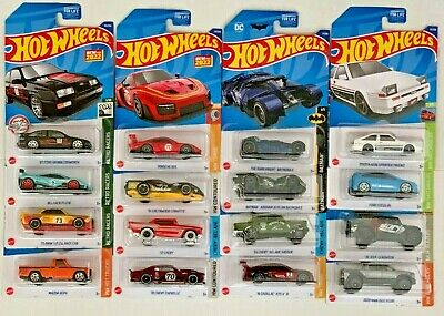 $2.75 • Buy 2021 Hot Wheels Cars With Newest Cases, You Pick!! /  NEW Cars Added 7/25!!