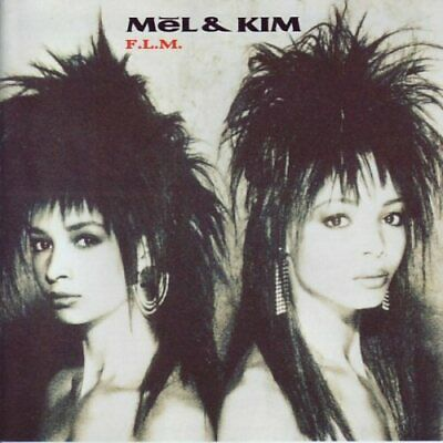 Mel & Kim - F.l.m. Germany Import Cd 1987 11 Tracks Showing Out Oop • 13.58£