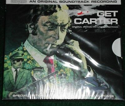 Roy Budd GET CARTER BNIB OST CD • 13.86£