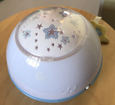 Chicco Baby Boys Musical Night Light Projector Lamp • 1.10£