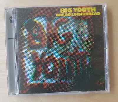 Big Youth - Dreadlocks Dread  | CD | Condition Very Good • 13.99£