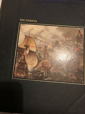 The Armada  - The Seafarers Collection - Time Life Books • 4.44£
