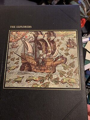 The Explorers  - The Seafarers Collection - Time Life Books • 4.44£