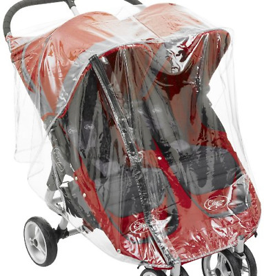 Baby Jogger Raincover City Mini Double • 34.13£