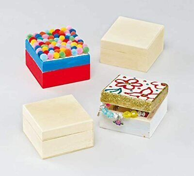 Baker Ross EK1325 Box, For Kids To Paint, Decorate And Personalise For Arts And  • 10.89£
