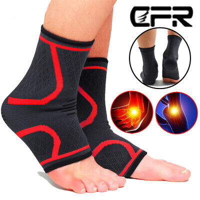 £7.99 • Buy CFR Ankle Support Compression Sock For Plantar Fasciitis Recovery Pain Relief