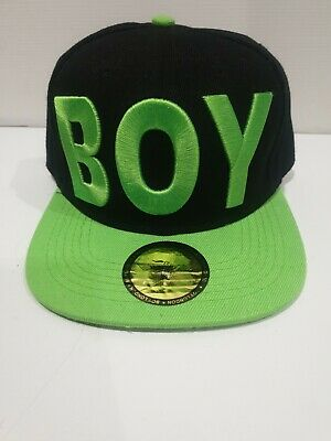 BOY LONDON Snapback/hip Hop Hat/cap With Logo/one Size Fits All/fastpost  • 9.99£