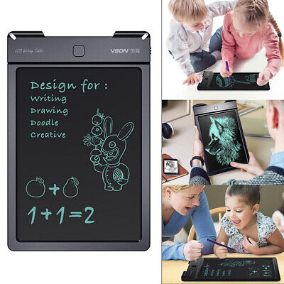 AU33.54 • Buy 13  LCD Electronic Writing Drawing Doodle Tablet Pad Board With Pen For Kids