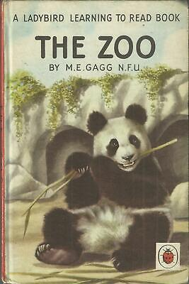 'THE ZOO' Vintage Ladybird Learning To Read Book • 2.79£