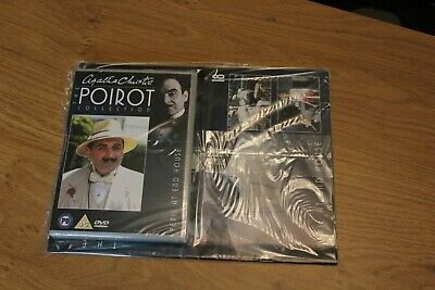Agatha Christie Poirot Collection Dvd Peril At End House No 18 • 2.50£