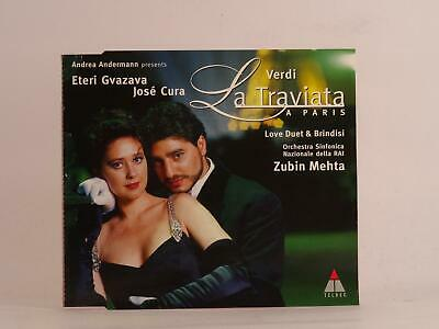 La Traviata A Paris (k18) Cd Highly Rated Seller Great Prices • 2.36£