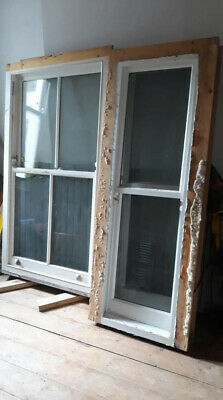 Timber Sash Bay Windows, Double Glazed And Fully Finished And Furnished. • 1,100£