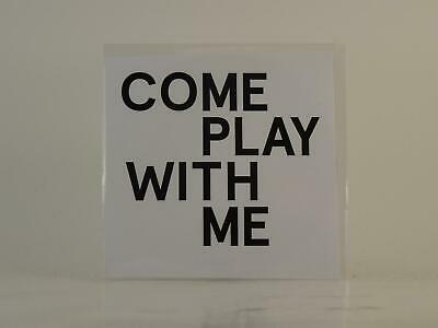 COME PLAY WITH ME OFFICERS ATTACK (E25) 2 Track Promo CD Single White Sleeve • 3.29£