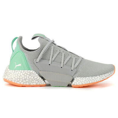 AU131.52 • Buy Puma Women's Hybrid Rocket Runner High Rise/Green Glimmer Running Shoes 19162...